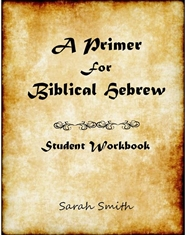 A Primer for Biblical Hebrew