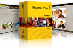 The Rosetta Stone foreign languages (CD-ROM programs)