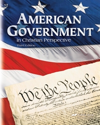 American Government, 3rd edition (A Beka)