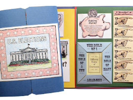 U.S. Elections Lap Book Kit