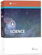 Alpha Omega Science LIFEPAC Curriculum, junior and senior high
