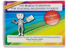 BestEver Handwriting Workbooks