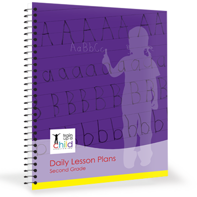 train up a child daily lesson plans