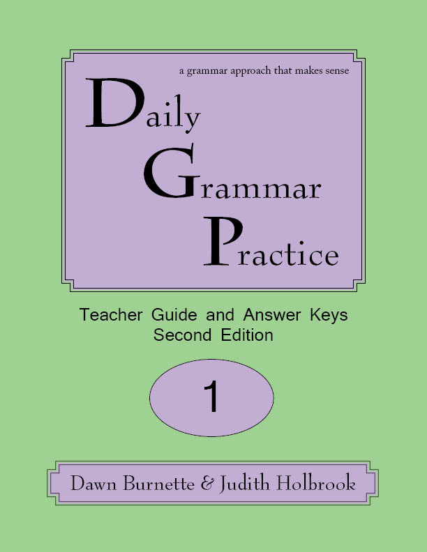 Daily grammar practiceg daily grammar practice second edition fandeluxe Image collections