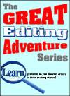 The Great Editing Adventure Series, Volumes 1 and 2