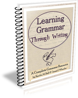 Learning Grammar Through Writing