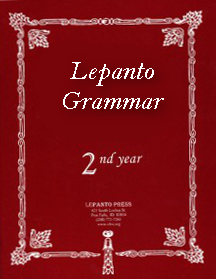 Lepanto grammarg books in this lepanto grammar series are reprints of the 1958 editions of the voyages in english series there are also newer heavily revised editions fandeluxe Gallery