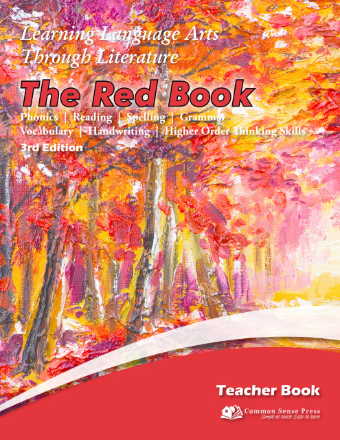 Learning language arts through literature the red book fandeluxe Image collections