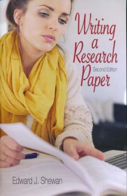 Writing a Research Paper, second edition