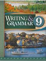 Writing and Grammar 9, 10, 11, and 12 (third editions)