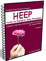 HEEP: Hands-on Energetic Easy Preschool Curriculum