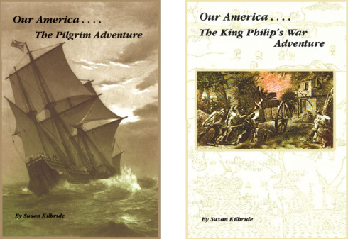 Our America historical novel series