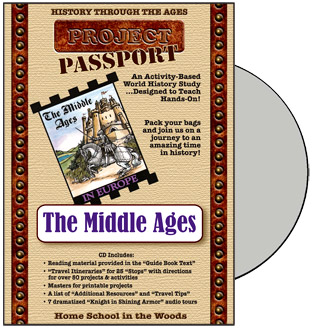 Project Passport: Activity-Based World History Study