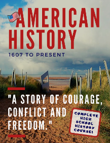 American History: A Story of Courage, Conflict and Freedom