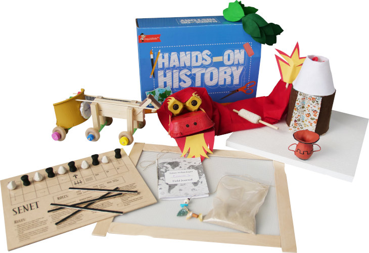 Hands-On History Kit: World History