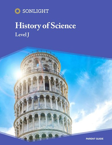 History of Science J (History, Literature, and Bible course)