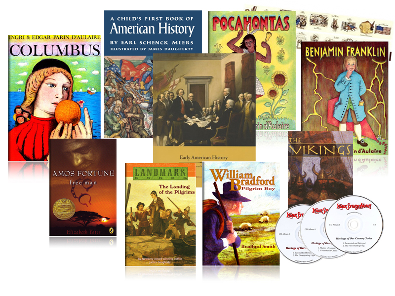 Early American History: A Literature Approach