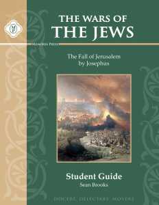 The Wars of the Jews: The Fall of Jerusalem classical studies course