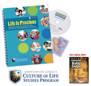Life is Precious Unit Study: A Parent-Guided Culture of Life Unit Study for Elementary Students