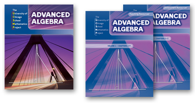 Advanced Algebra (UCSMP)