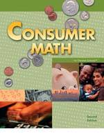 Consumer Math BJUP, second edition