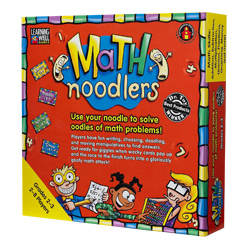Math Noodlers Games