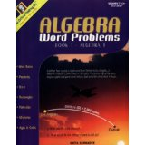 Algebra Word Problems, Books 1 and 2