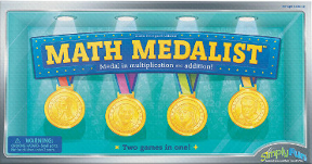 Math Medalist game