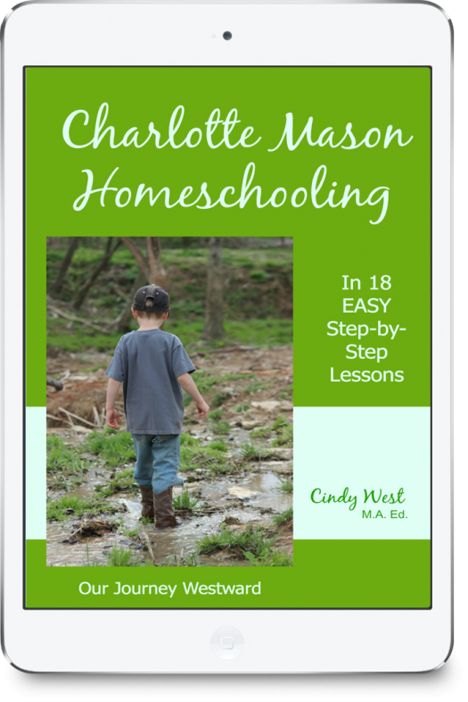 Charlotte Mason Homeschooling In 18 Easy Step-by-Step Lessons