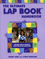 The Ultimate Lap Book Handbook: plus other books to make with children