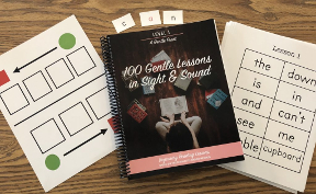 100 Gentle Lessons in Sight & Sound: Level 1