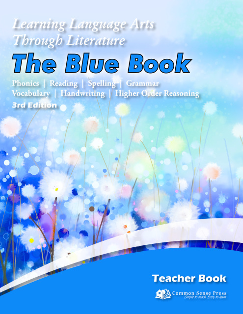 Learning language arts through literature the blue book the blue book fandeluxe Image collections