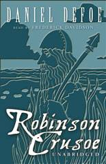 Robinson Crusoe from Blackstone Audio Books