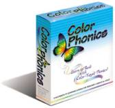 Color Phonics (CD-ROM computer program)