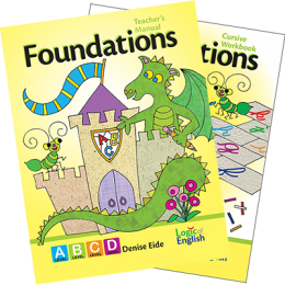 Foundations (Logic of English) Levels A-D