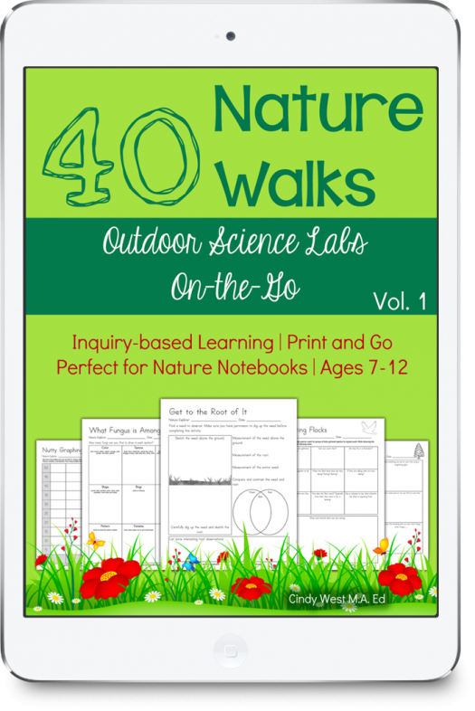 40 Nature Walks: Outdoor Science Labs On-the-Go