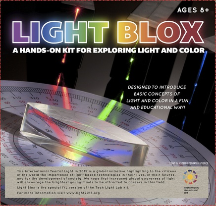Light Blox: A Hands-On Kit for Exploring Light and Color