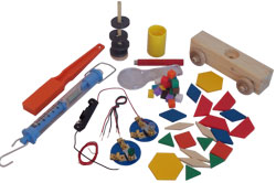 mcruffy science kit