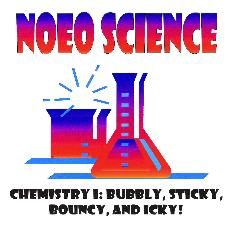 Noeo Science Curriculum: Biology, Physics, and Chemistry courses for grades 1-9