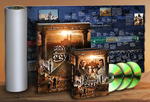 Navigating History: Egypt DVD series