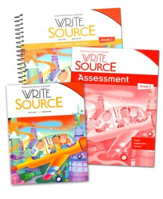 Write Source: Writing and Grammar
