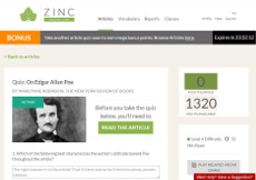 Zinc Reading Labs (online)